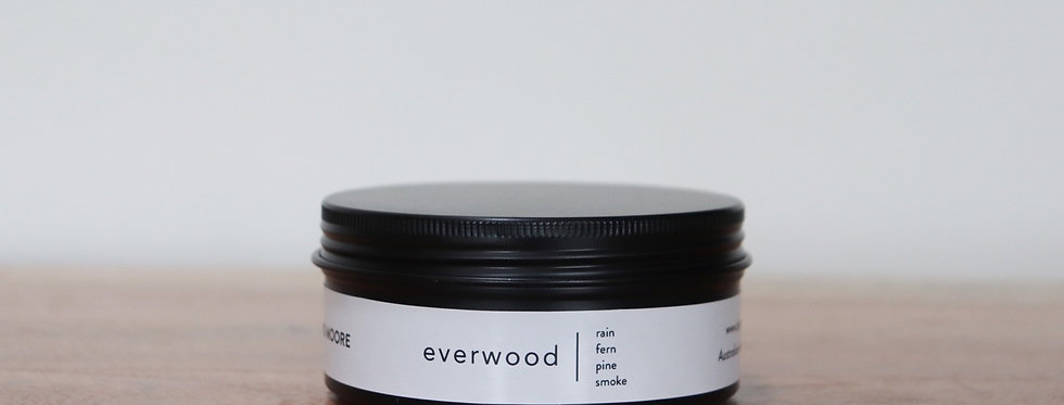 EVERWOOD // travel tin