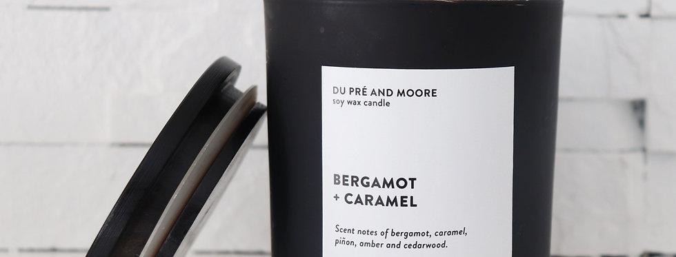 BERGAMOT + CARAMEL