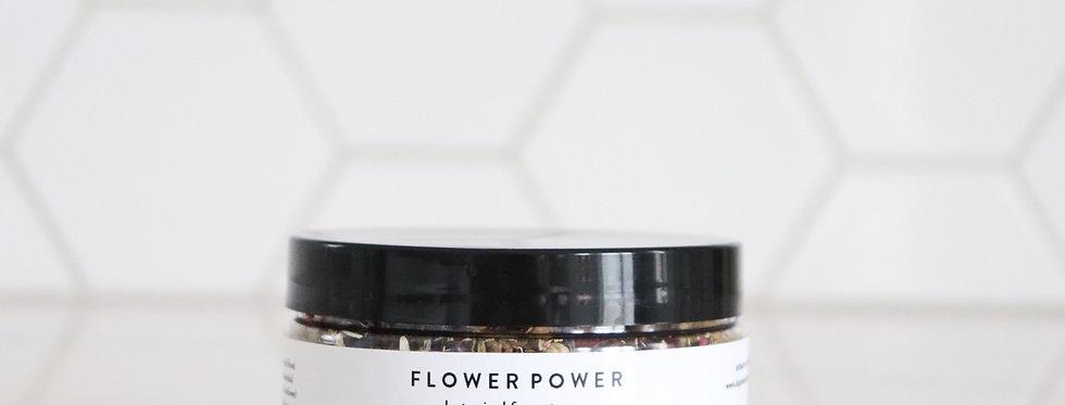 FLOWER POWER // face steam