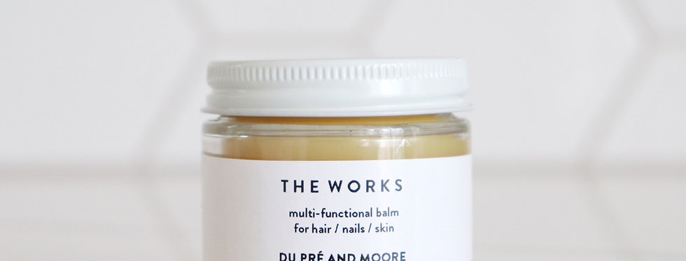 THE WORKS // multi-functional balm