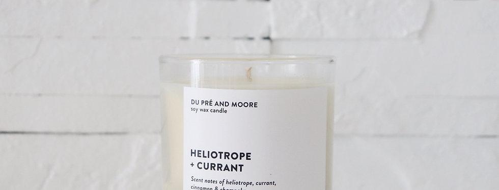 HELIOTROPE + CURRANT