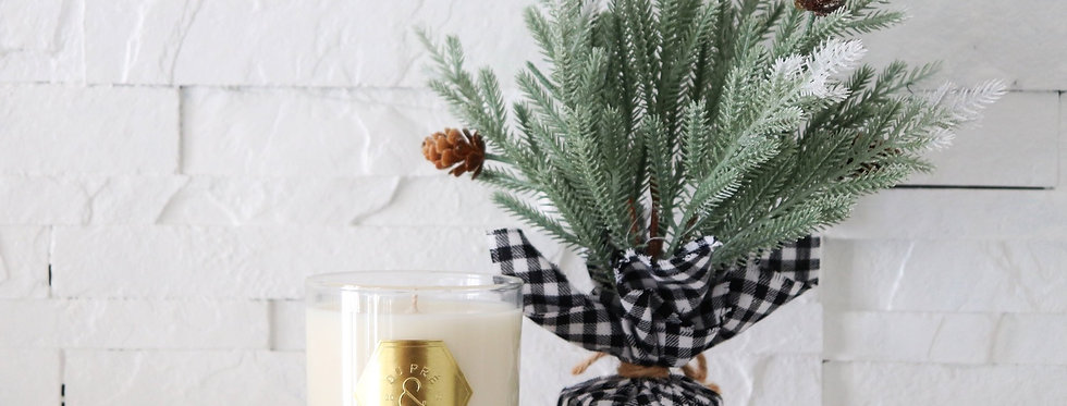 HOLIDAY COLLECTION - TUMBLER