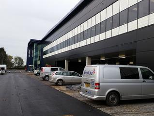 Завершено строительство нового производственно-офисного комплекса в г. Лидс, Англия