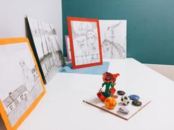 atelier créatif