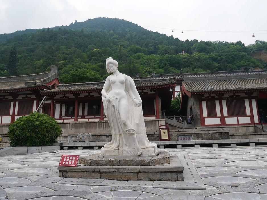 Hua Qing Palace 華清宮