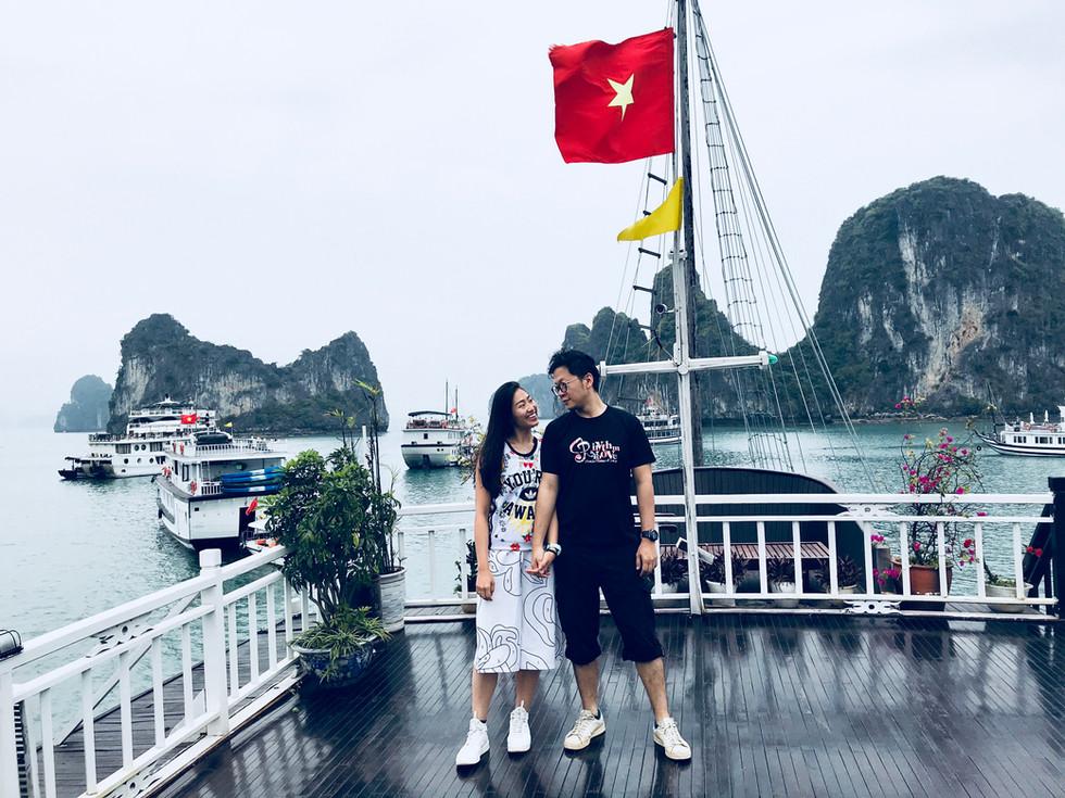 3D2N in Vietnam!
