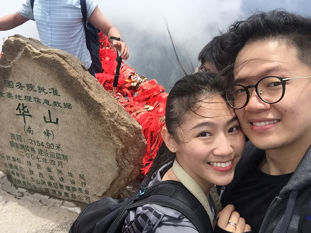Hua Shan Highest Peak , South Peak
