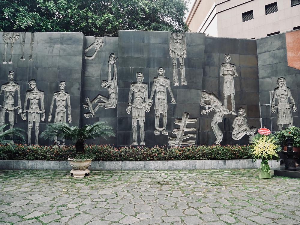 Hoa LoPrison Museum (Hanoi Hilton)