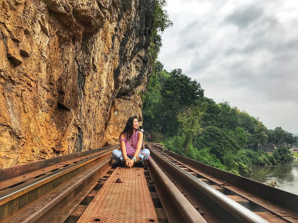 Death Railway, Kacanaburi, Thailand