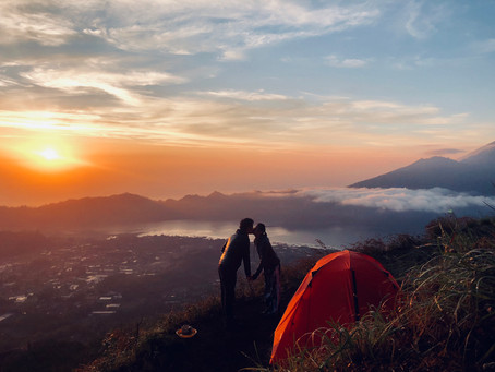 Mount Batur 2D1N Camping Night On A Volcano