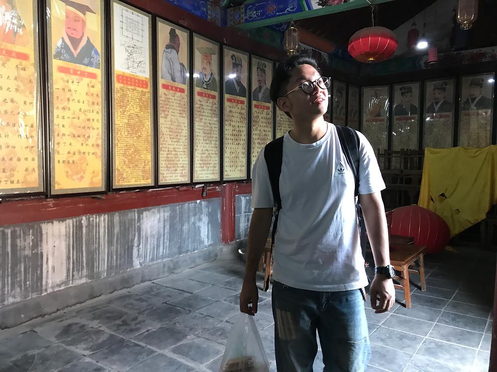 Lijingmen, 麗景門
