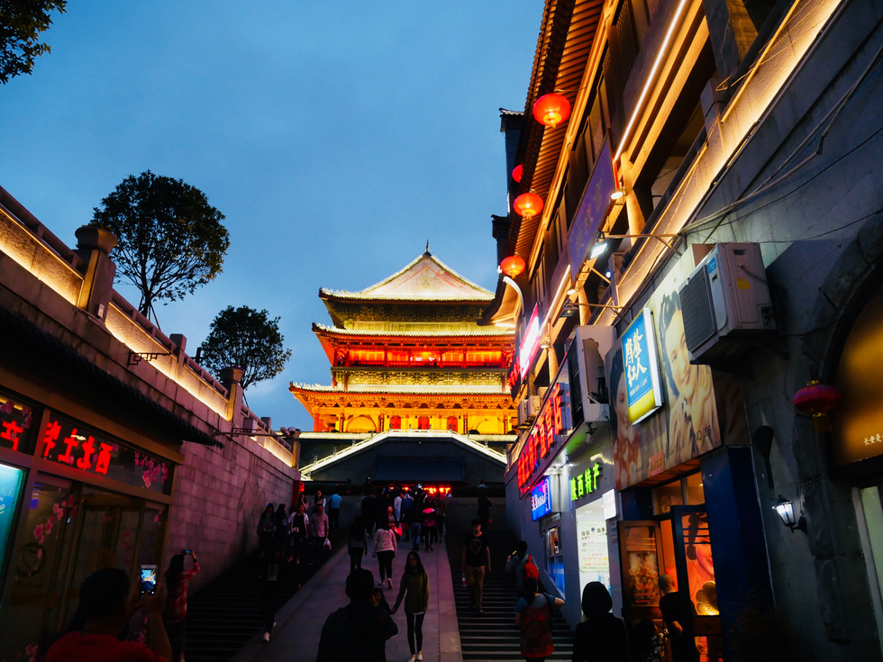 10 Places to visit in Xi An, China