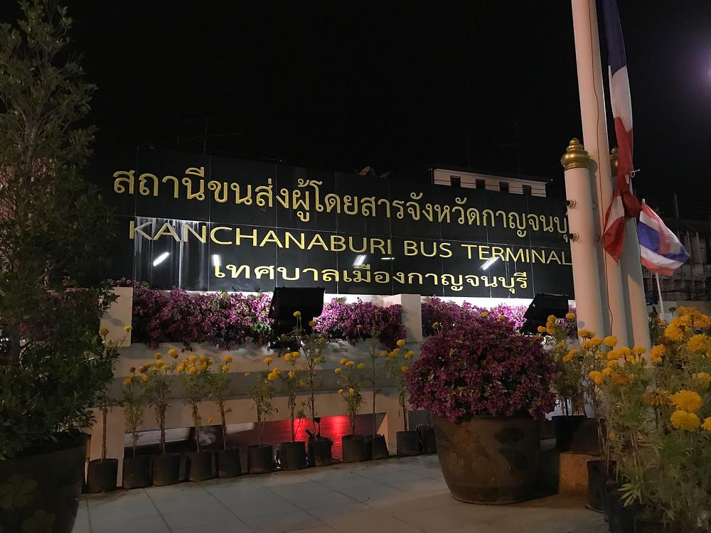Kacanaburi Bus Terminal