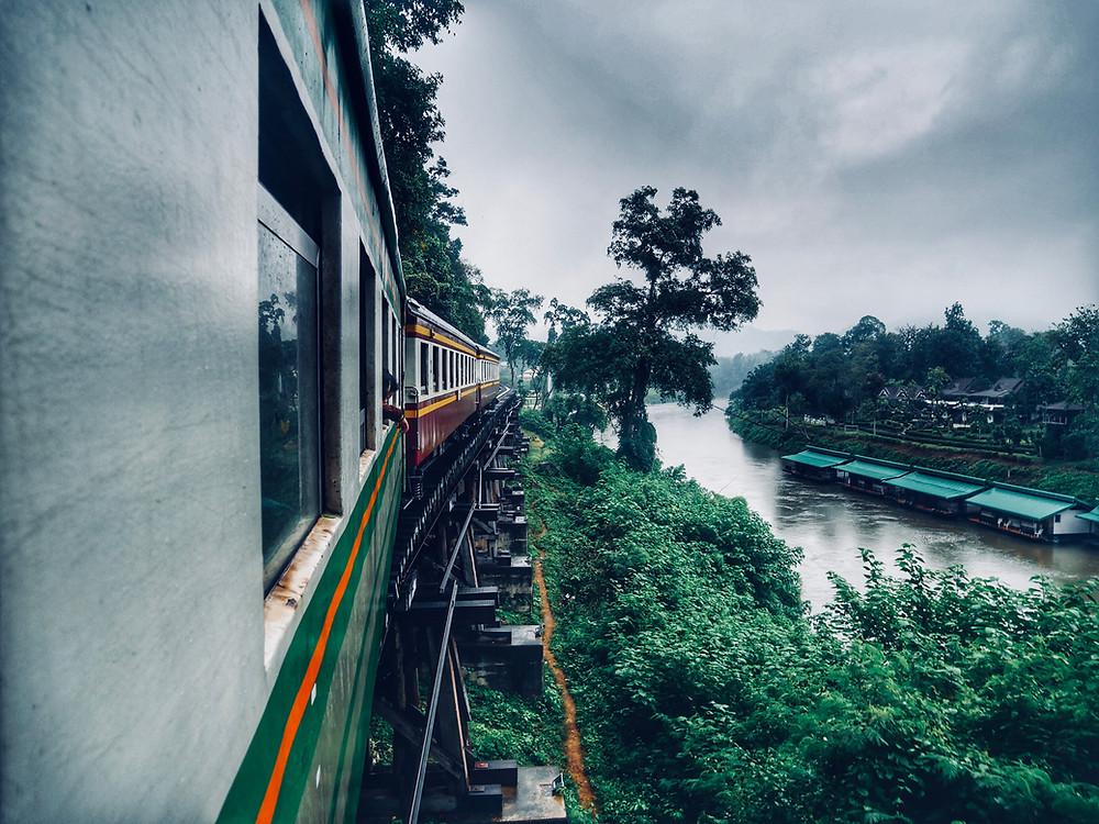 Death Railway,Kacanaburi, Thailand