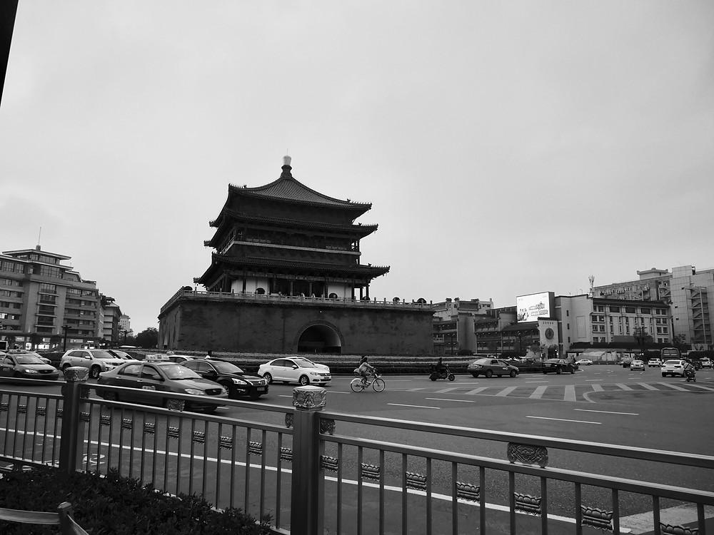 Bell Tower, Xi An