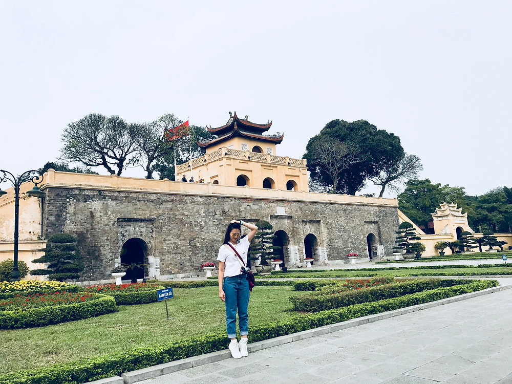 Imperial Citadel of Thang Long. (UNESCO World Heritage Site)