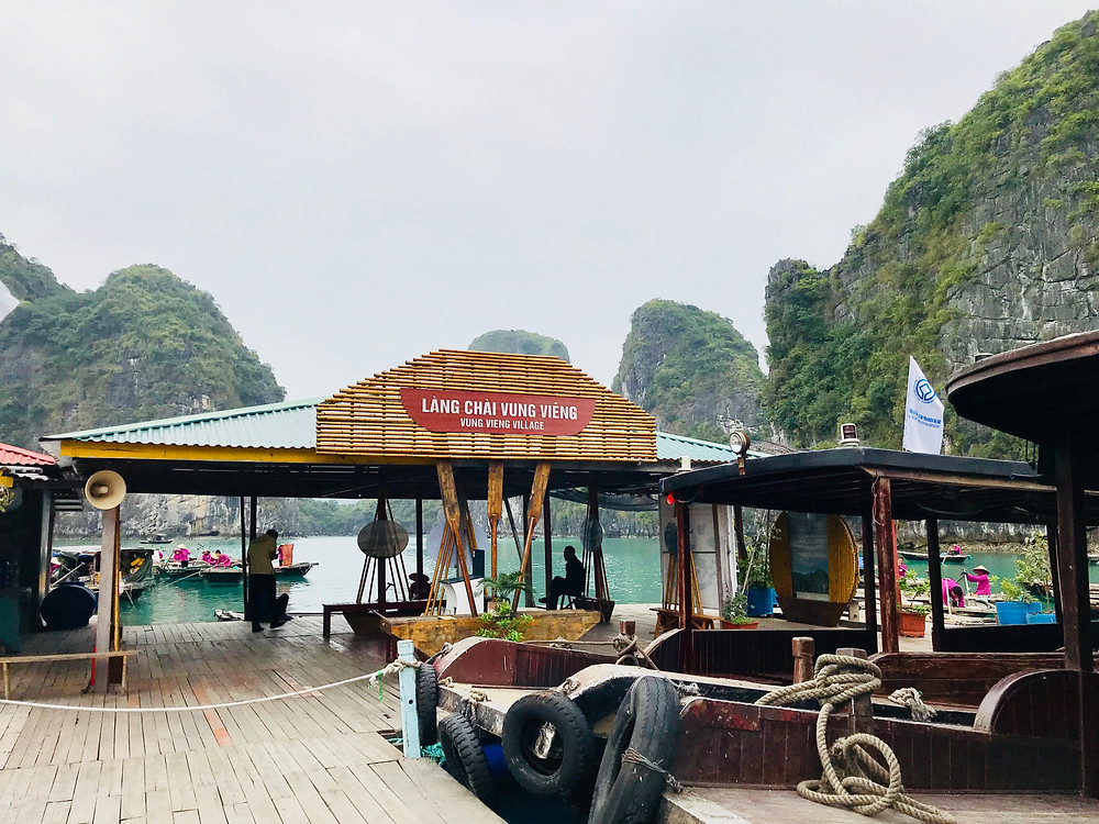 VungVieng Fishing Village and Pearl Farm