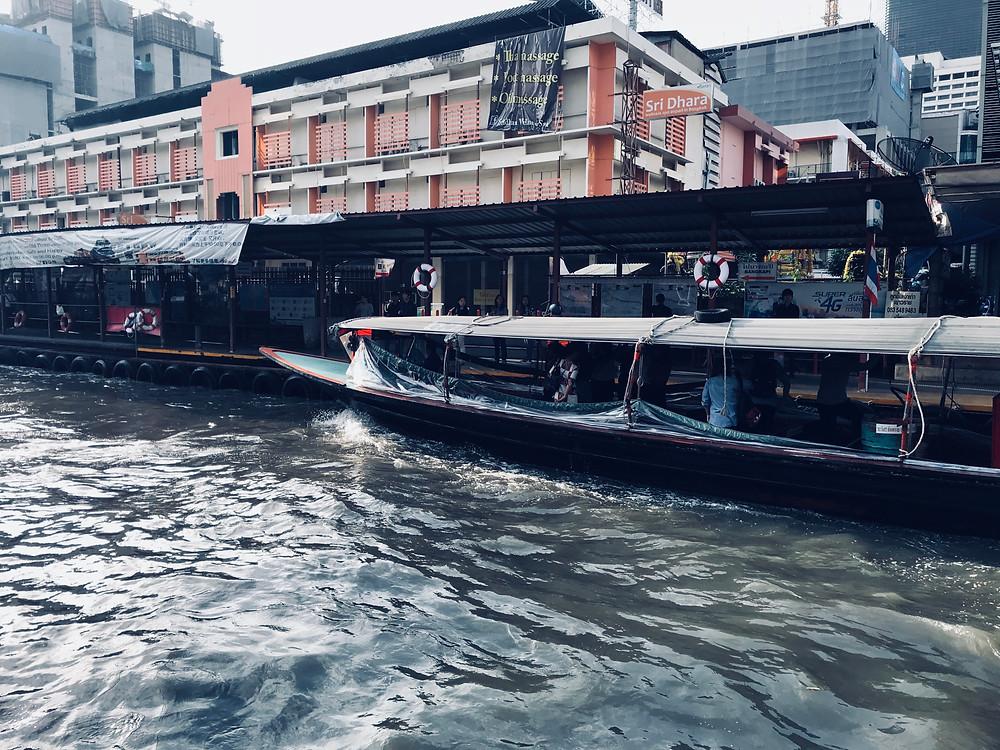 Khlang Saen Saep express boat