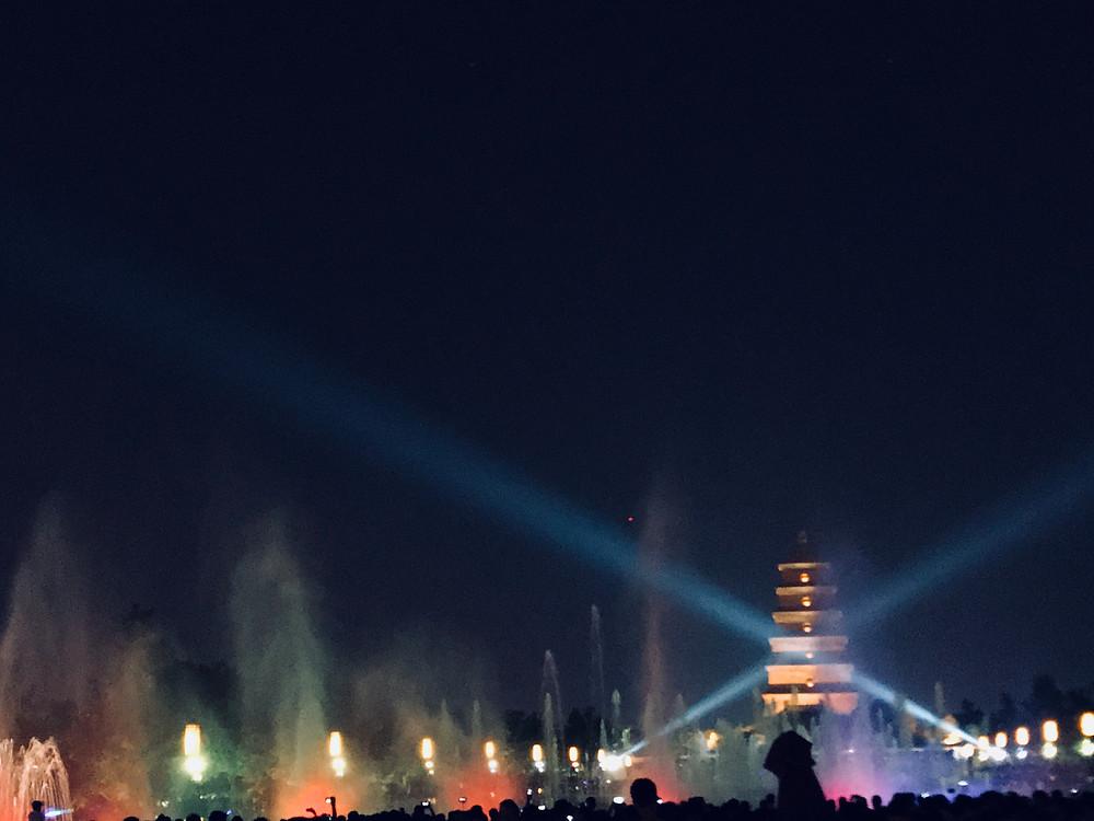 Giant Wild Goose Pagoda,大雁塔