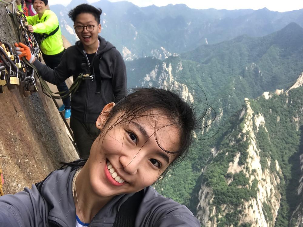 Hua Shan 長空棧道