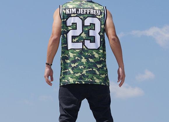 """Tanktop Jersey Army 23"""