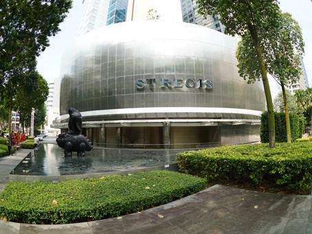 St. Regis - Luxury in the heart of Singapore!