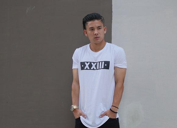 """""""XXIII White"""""""