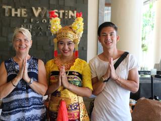 Bali 2016: The Westin Resort