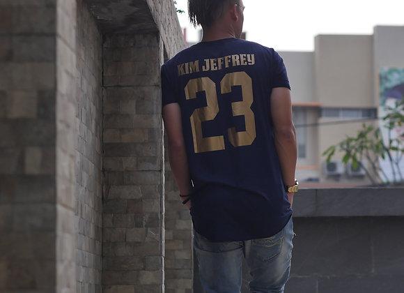 """""""KIM JEFFREY 23 Navy"""""""
