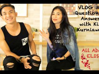 VLOG #1: Question & Answers with Kim Kurniawan