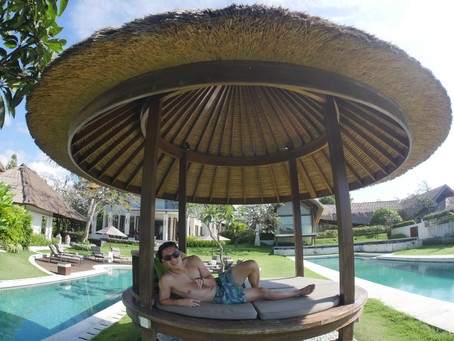 "Lifestyle Retreats: ""The Samata Sanur"" ☀️"
