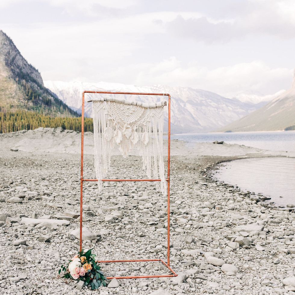 Banff Anniversry Couples Session