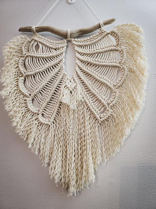 Macrame Angel Wings