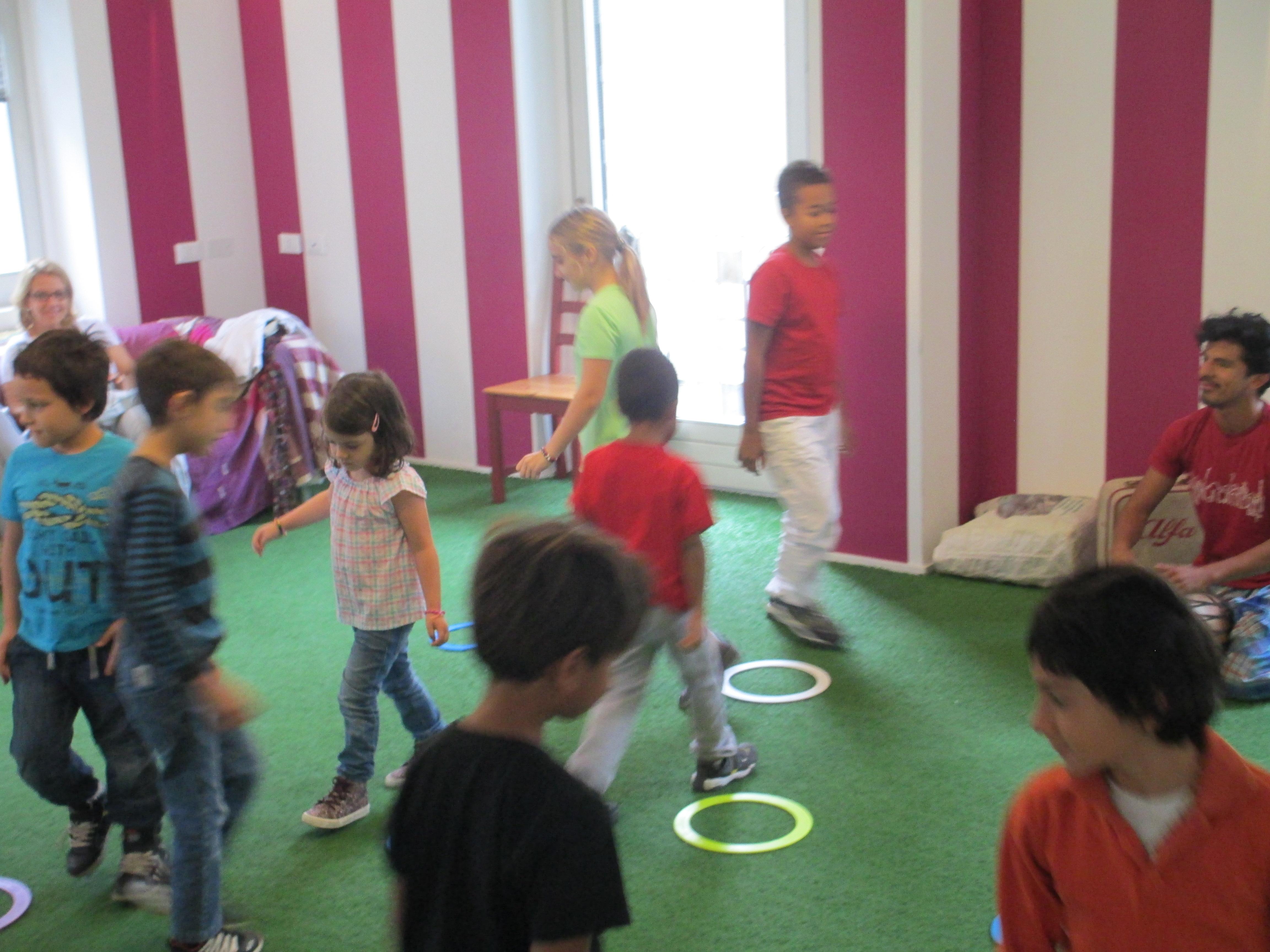 una festa per bambini