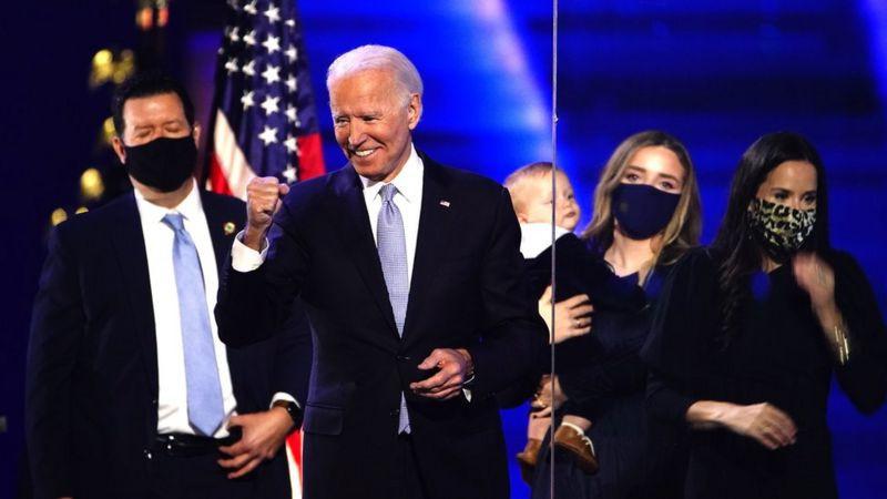 随着美国民主党总统候选人拜登在大选中获胜的消息传开,外界期待他领导的美国重新加入巴黎气候协议。