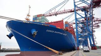 疫情令两类商品需求增长 中国对德出口达历史新高