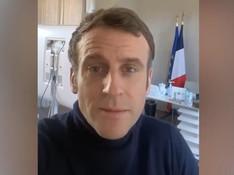 法国爱丽舍宫通报:马克龙病情稳定