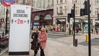 新冠疫情:英格兰解除防疫封锁后仍会严控 不一样的圣诞节