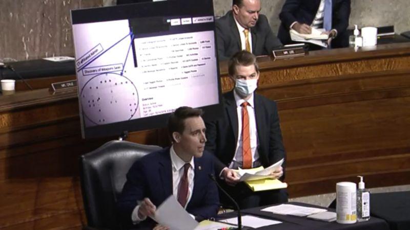 参议员霍利指控脸书有工具监测用家是否使用不同帐号。
