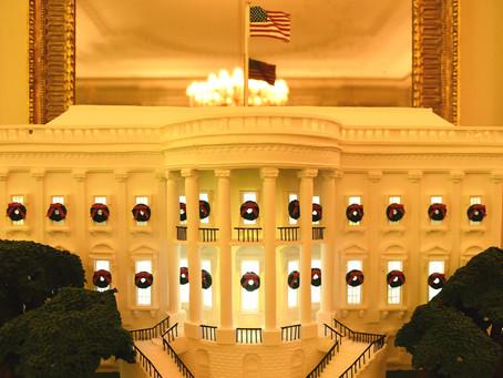 拜登入主白宫之路再进一步 就职典礼规模将缩减