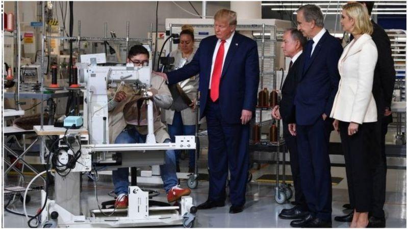 特朗普领导的美国政府已经发布了一系列针对中国公司的行政命令