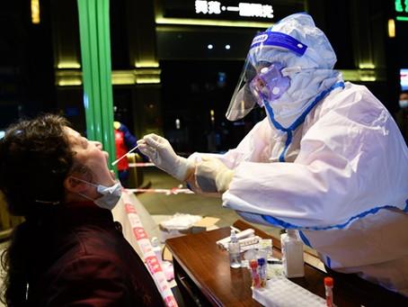 成都疫情防控正全面展开 溯源工作正在推进