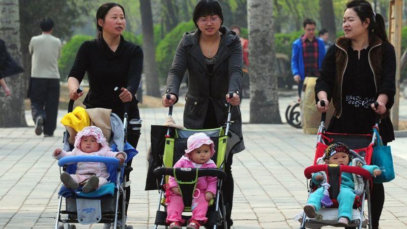 中国的计划生育政策已实行近半个世纪。