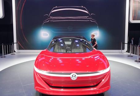 大众在华探索电动车销售新模式