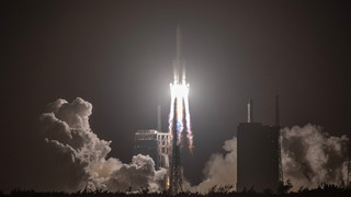 欧洲航天局:很高兴为嫦娥五号探月提供数据传输支持