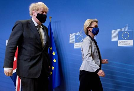 英首相:无法达成协议仍是脱欧谈判最可能出现的结果