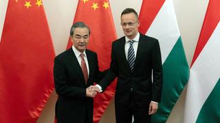王毅同匈牙利外长西亚尔托通电话:支持双方疫苗合作