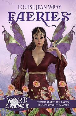 Fairies Print v1 purplewithflowers2e SML
