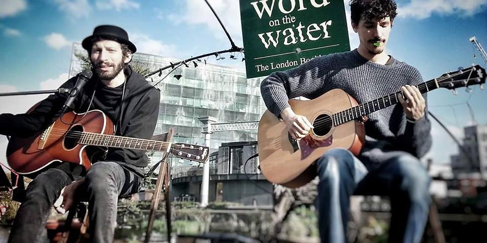 Yurikos & The World Welshmen live at The Glad