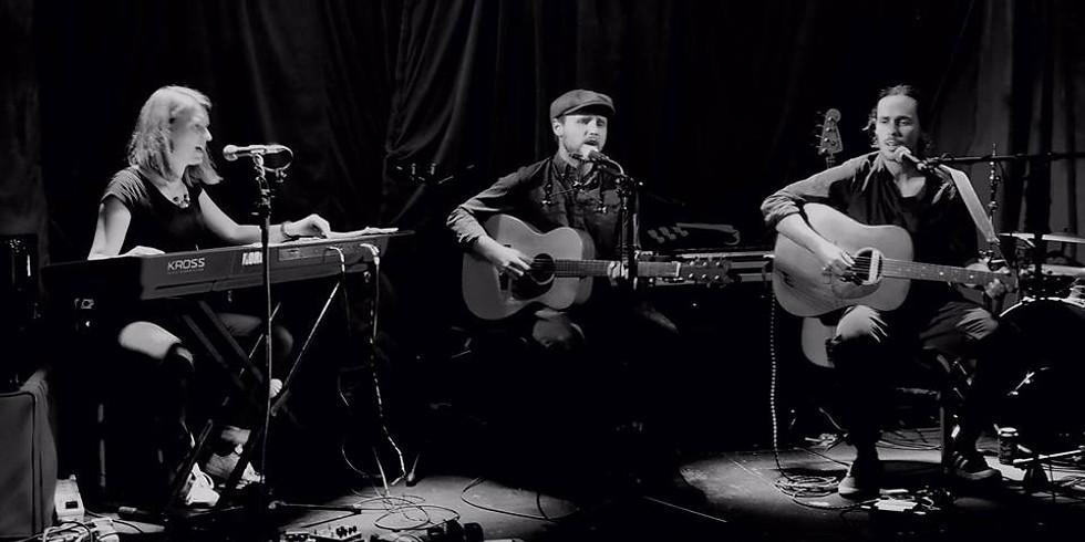 Live folk/blues music - Alfred Abel live at The Glad